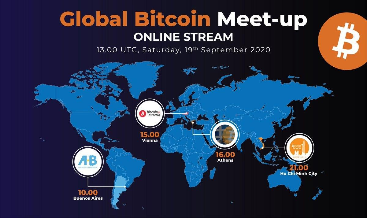 Global Online Meetup (Sep 2020) - Recording live!